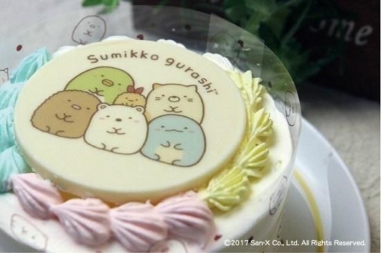 すみっコぐらしスペシャルケーキ20190118.jpg